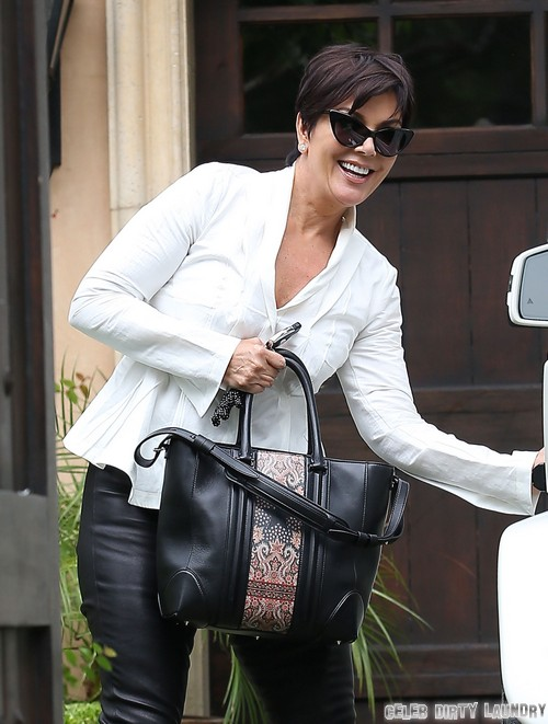 Bruce Jenner Demands Divorce After Kris Jenner Caught Nude With Her Old Lover – Report