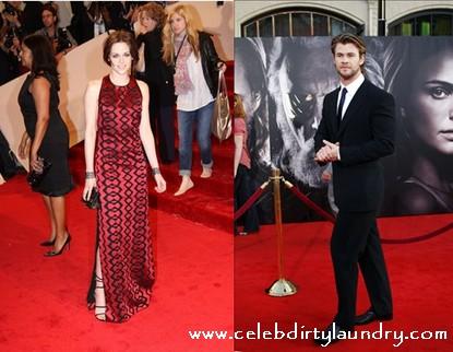 Chris Hemsworth Rumored to Co-star alongside Kristen Stewart