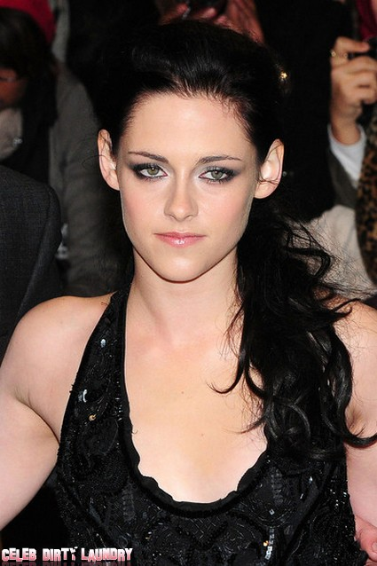 Kristen Stewart New Spokesperson For Balenciaga
