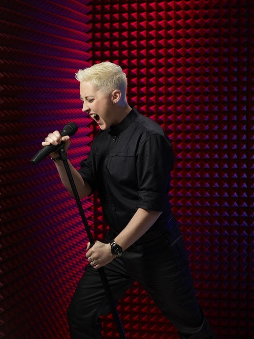 "Kristen Merlin The Voice ""Stay"" Video 4/21/14 #TheVoice #TeamShakira"