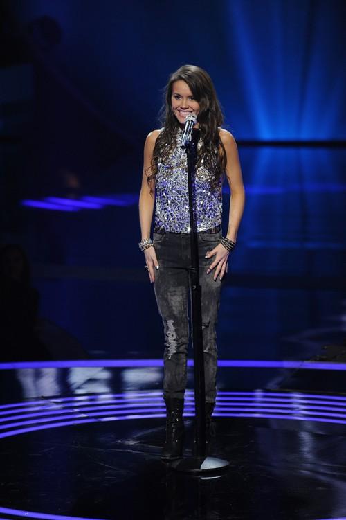 "Kristen O'Connor American Idol ""Beautiful Disaster"" Video 2/26/14 #IdolTop13"