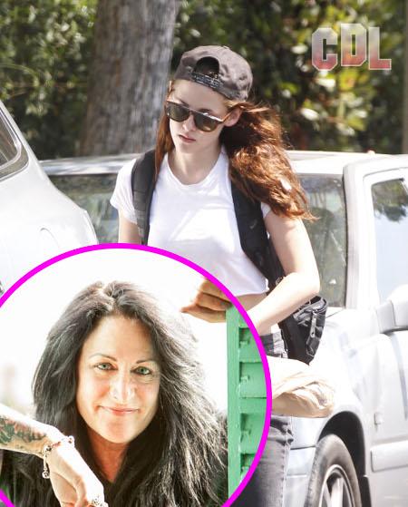 Kristen Stewart's Mother Files for Divorce!
