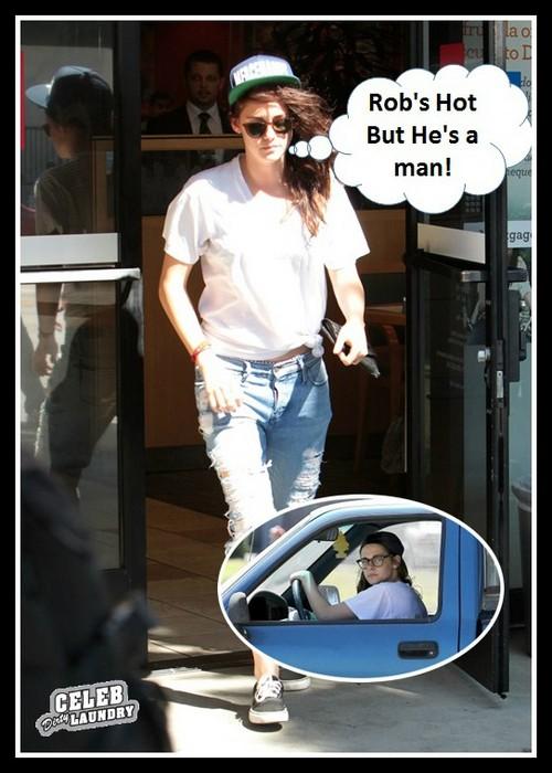Kristen Stewart and Robert Pattinson Will NEVER Get Back Together - Kristen Prefers Women (VIDEO - PHOTOS)