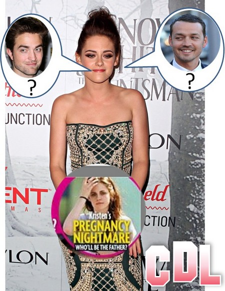 Report: Kristen Stewart Pregnant Who Is The Father?