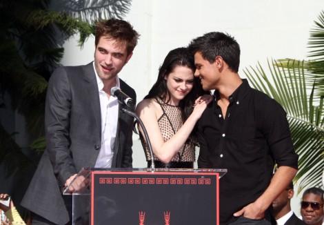 Kristen Stewart Screwing Taylor Lautner 0820
