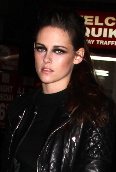 Hypocrite Kristen Stewart Hates Fifty Shades Of Grey, People Should Keep Sex In Bedrooms 1109