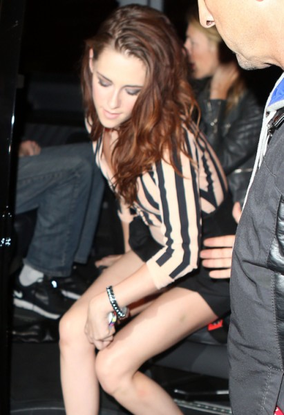 Is Kristen Stewart Lying About Having Sex With Rupert Sanders? (Photos) 0928