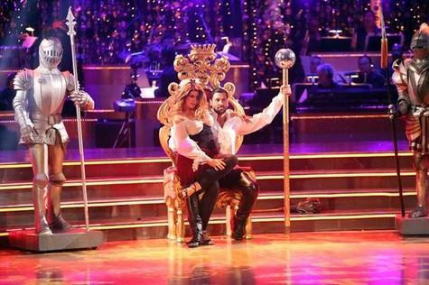 Kirstie Alley Dancing With the Stars All-Stars Viennese Waltz Performance Video 11/12/12