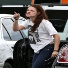 Kristen Stewart Breaks Down In Public After The Affair (Photos)