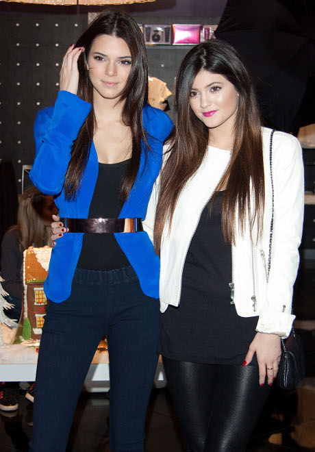 Kim Kardashian Pregnancy: Rising Kardashian Family Stars Kendall Jenner and Kylie Jenner will be Perfect Aunts!