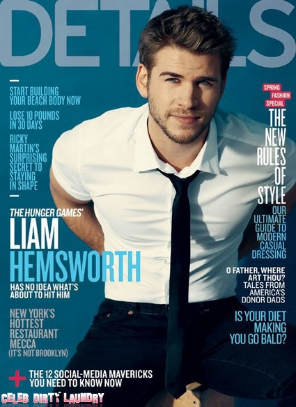 Liam Hemsworth Wants To Marry Girlfriend Miley Cyrus