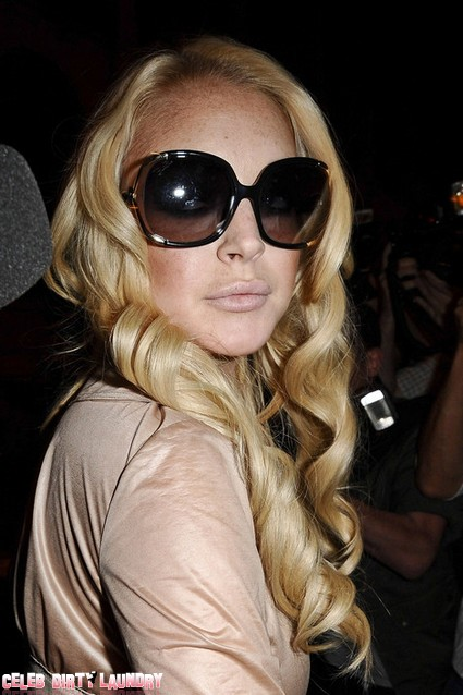 Lindsay Lohan Beefs Up Personal Security