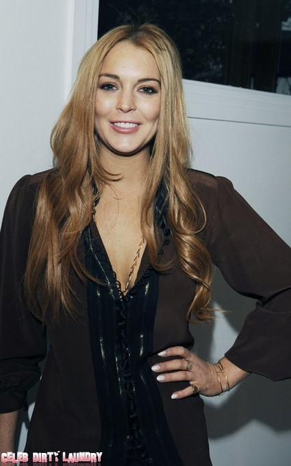 Lindsay Lohan Calls In The Cops To Investigate Nightclub Incident