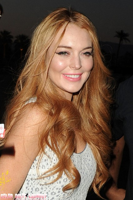 Lindsay Lohan Accused Of Starting Latest Nightclub Fight