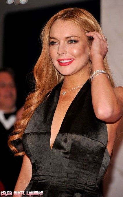 Lindsay Lohan, Kim Kardashian Dine With The President (Photos)