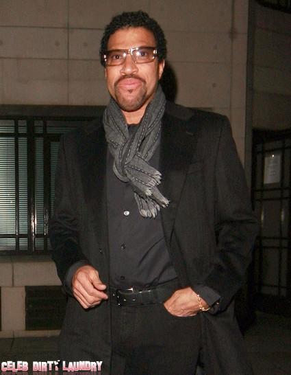 Lionel Richie Owes The Tax Man Over $1 Million