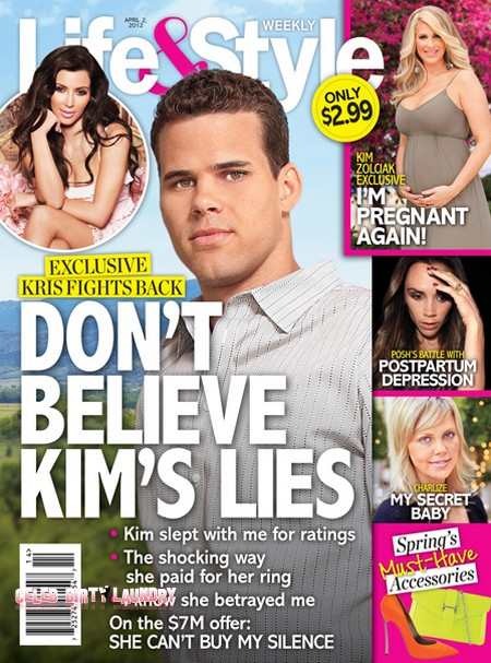 Kris Humphries Fights Back Saying Don't Believe Kim Kardashian's Lies (Photo)