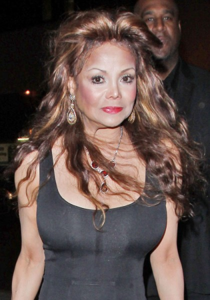La Toya Jackson Stole From Michael Jackson's Estate After Death, Vanity Fair Claims 1011