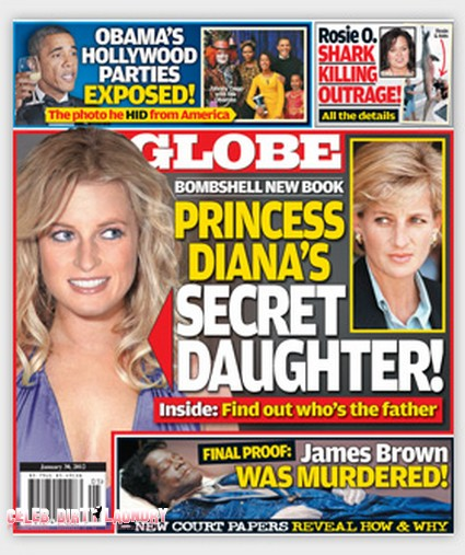 Princess Diana Had A Secret Daughter (Photo)