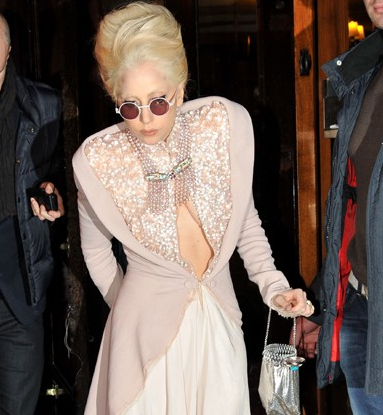 Lady Gaga Successfully Stalked In London