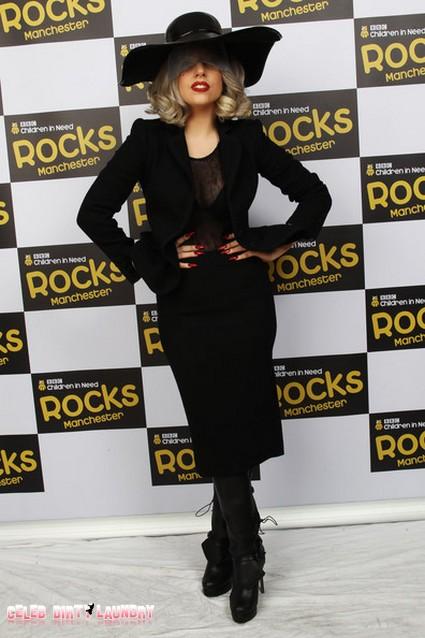 Lady Gaga, 'Stuck On Fuc!*n' You'