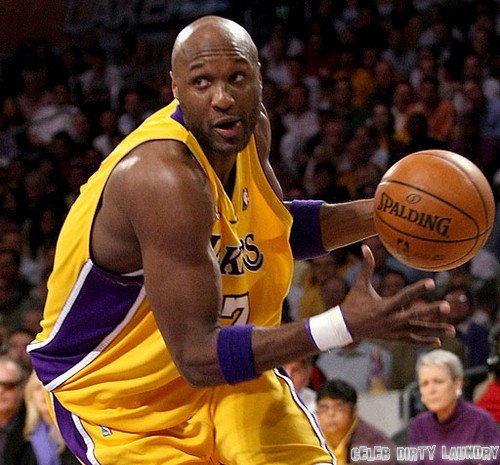 Los Angeles Lakers Offer Lamar Odom Rehab and a Job Contract!