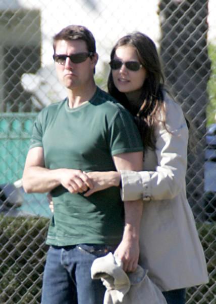 Nicole Kidman Helped Tom Cruise Pick Katie Holmes As Next Wife 0111