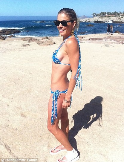 Is LeAnn Rimes Starving For Attention?