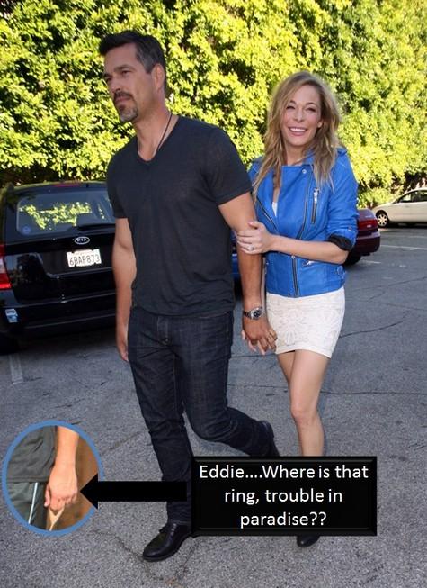 LeAnn Rimes Buy's Eddie Cibrian $4.5 Million Mansion To Stop His Cheating