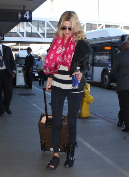 Brandi Glanville Calls LeAnn Rimes An Alcoholic, When Will The Feud Stop? 1206