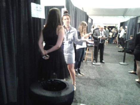 Lauren Conrad, Mandy Moore and Mariska Hargitay At Lela Rose Spring 2013 Show (Photos)