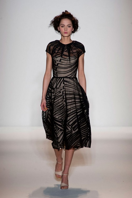 Lela-Rose_fall-2013-Collection-black