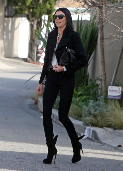 Liberty Ross Planning Revenge? Model Set On Stealing Kristen Stewart's Acting Career 0212