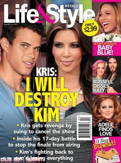 Kris Humphries Determined To Destroy Kim Kardashian (Photo)