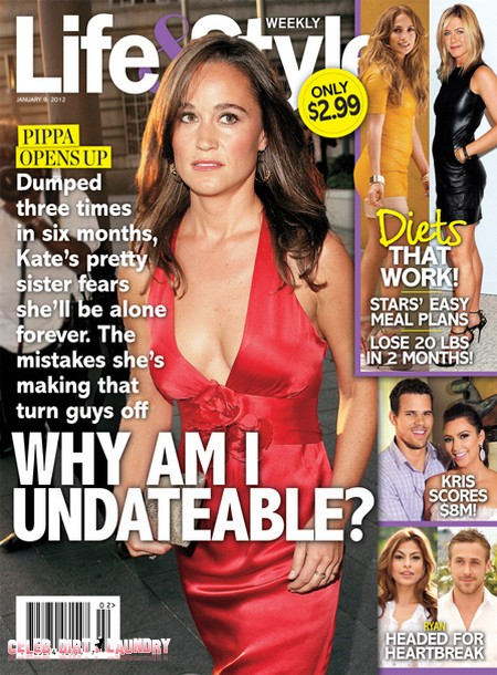 Why Pippa Middleton Fears She Is Undateable (Photo)