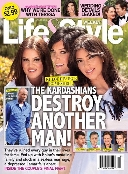 The Kardashians Destroy Another Man, Lamar Odom Ruined