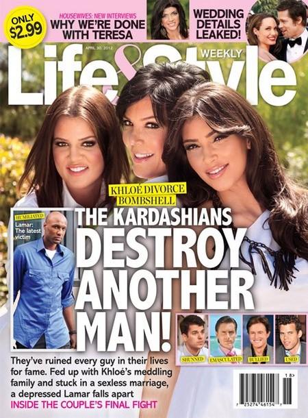 The Kardashians Destroy Another Man, Lamar Odom Ruined