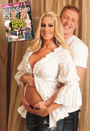 Real Housewives of Atlanta Kim Zolciak Pregnant!