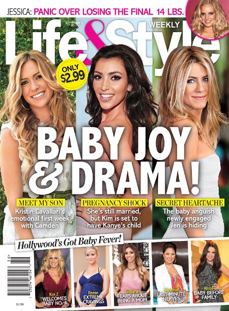 Hollywood's Got Baby Drama -- The Pregnancy Shockers and Secret Heartaches