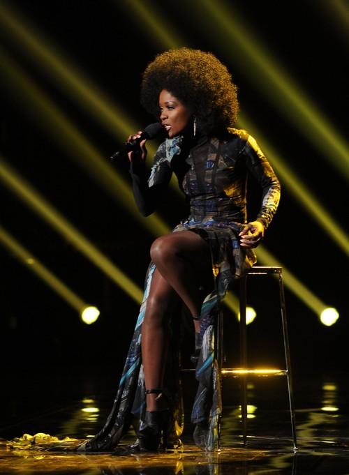 "Lillie McCloud The X Factor ""Ain't Nobody"" Video 11/13/13 #TheXFactorUSA"
