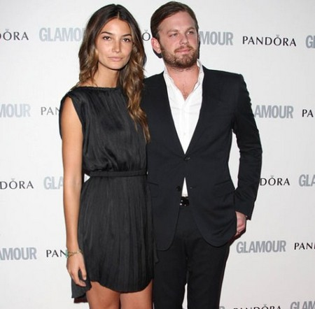 Lily Aldridge & Caleb Followill Welcome A Baby Girl