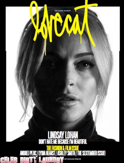 Lindsay Lohan: Don't Hate Me Because I Am Beautiful
