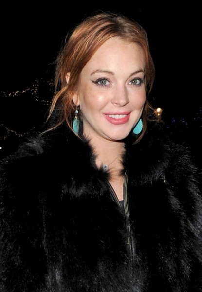 Lindsay Lohan's Working As A Prostitute, Claims Dad Michael Lohan 0116