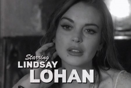 See Lindsay Lohan The Canyons Strip Naked Video Trailer