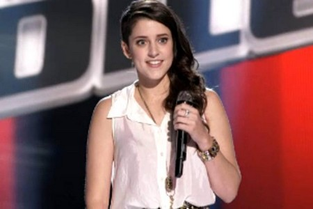 Lindsey Pavao The Voice 'Song Name' Performance Video 4/30/12