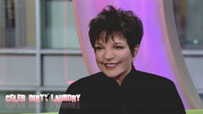 Liza Minnelli Trips Over Her Dog And Breaks Her Leg In 3 Places (Video)