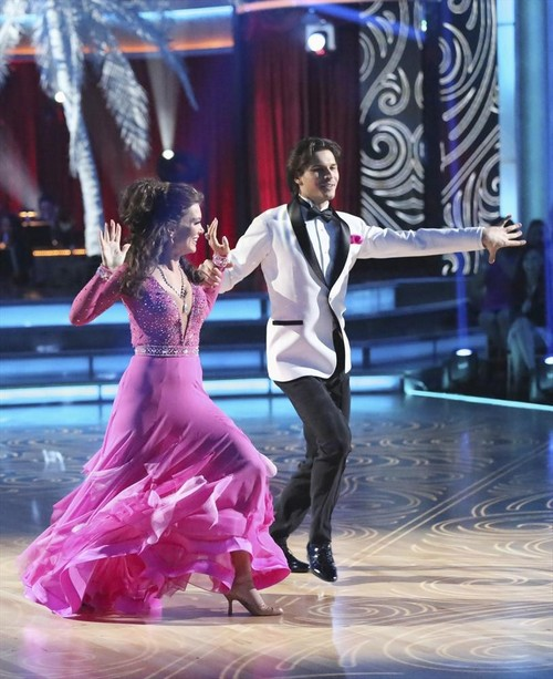 Lisa Vanderpump Dancing With the Stars Jive Video 3/25/13