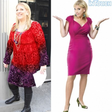 Lisa Lampanelli's Weight Loss Gastric Bypass Surgery Miracle