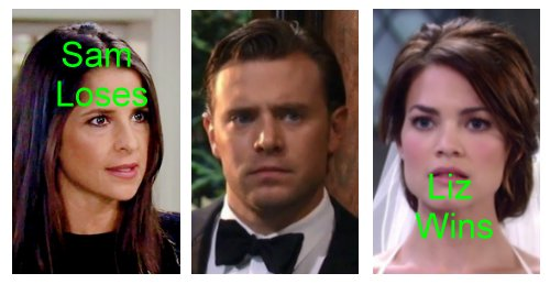 """""""General Hospital"""" (GH) Spoilers: Jason and Liz Announce New Wedding Plans - Demand Quickie Sam Divorce to Move On"""