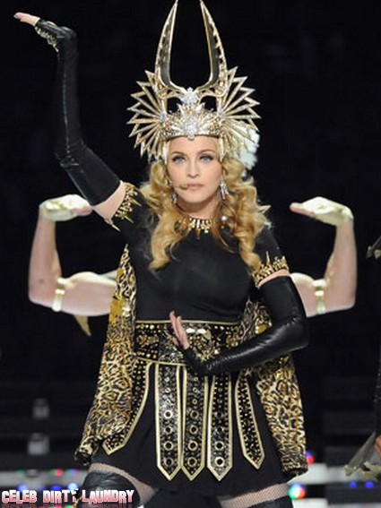 Madonna Announces Her Biggest Ever World Tour